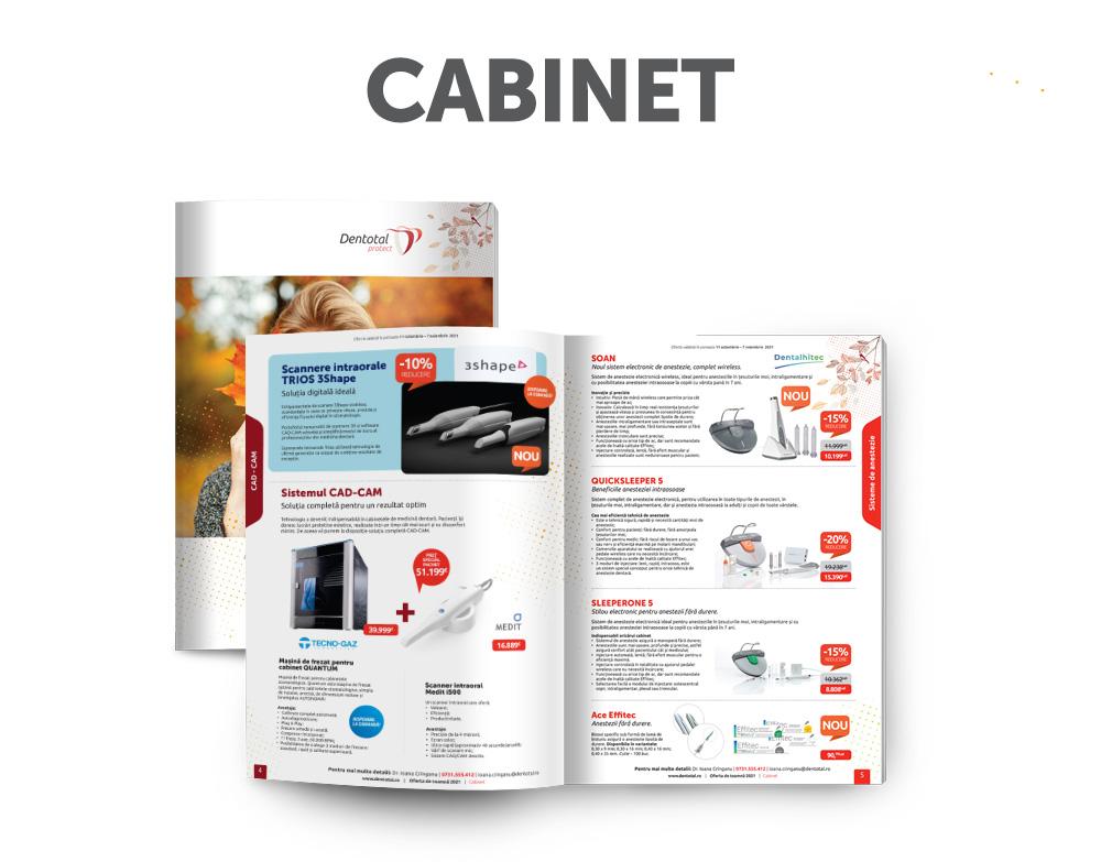 Revista de toamna Cabinet